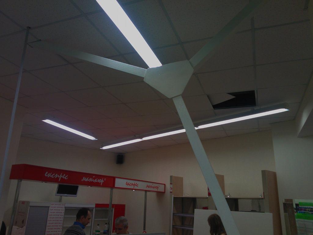 Внутренние электромонтажные работы Киев