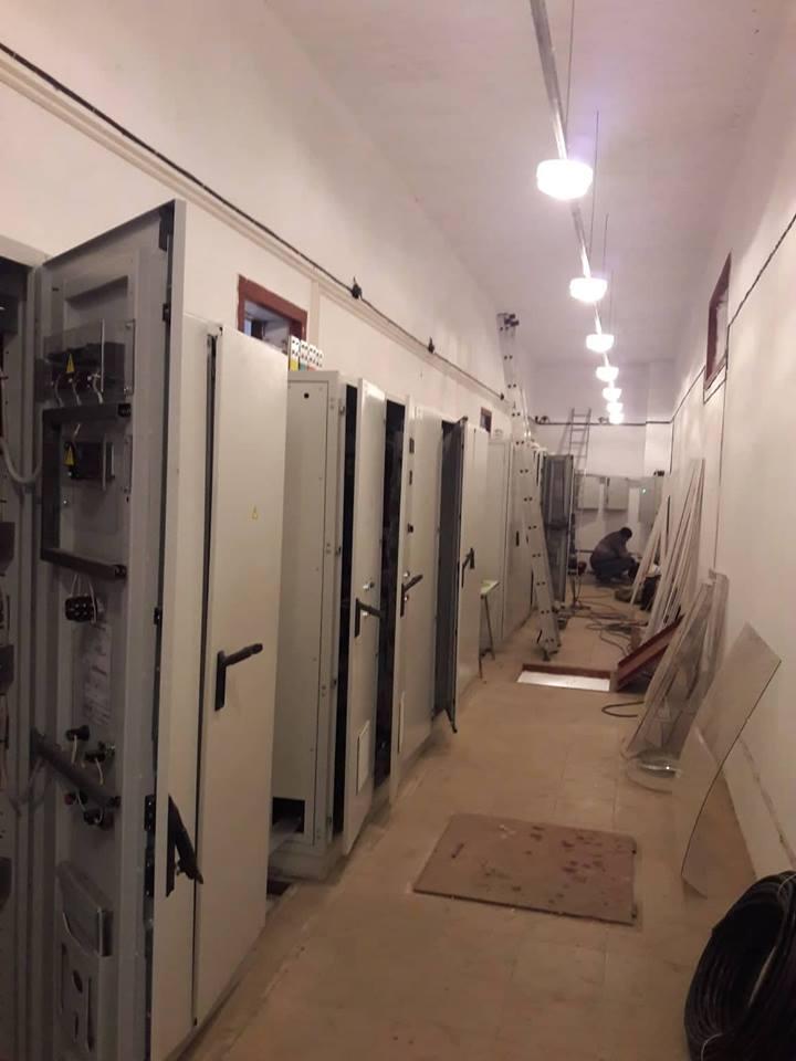 Пусконаладочные работы, электромонтажные работы Киев