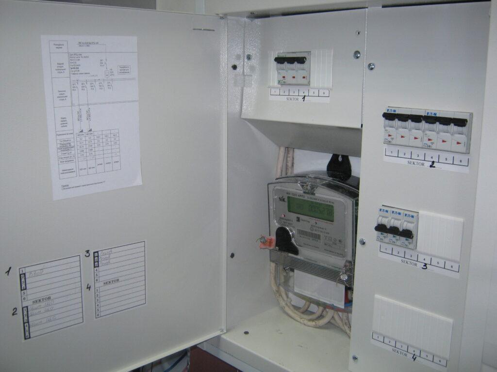 Монтаж электропроводки в помещении, подключить электричество