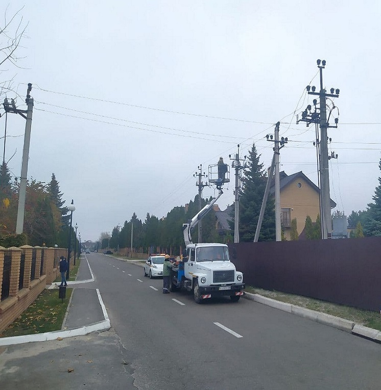Подключение к электричеству ЛЭП