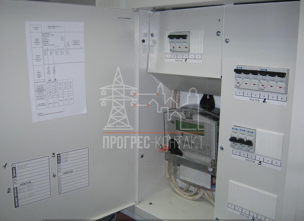 Электромонтажные услуги для офиса, квартиры, Прогрес-Контакт