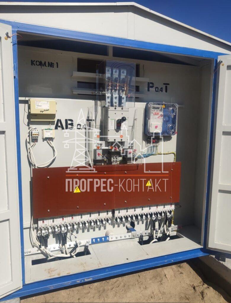 Строительство КТП и подключение к электрических сетям для предприятий