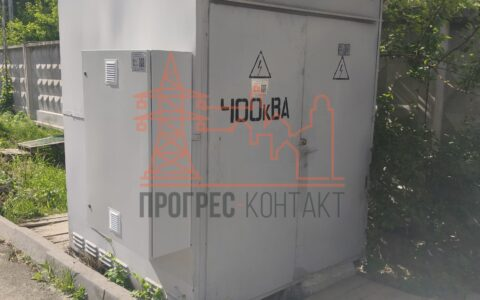 Реконструкция РУ 04 кВ, электромонтажные работы