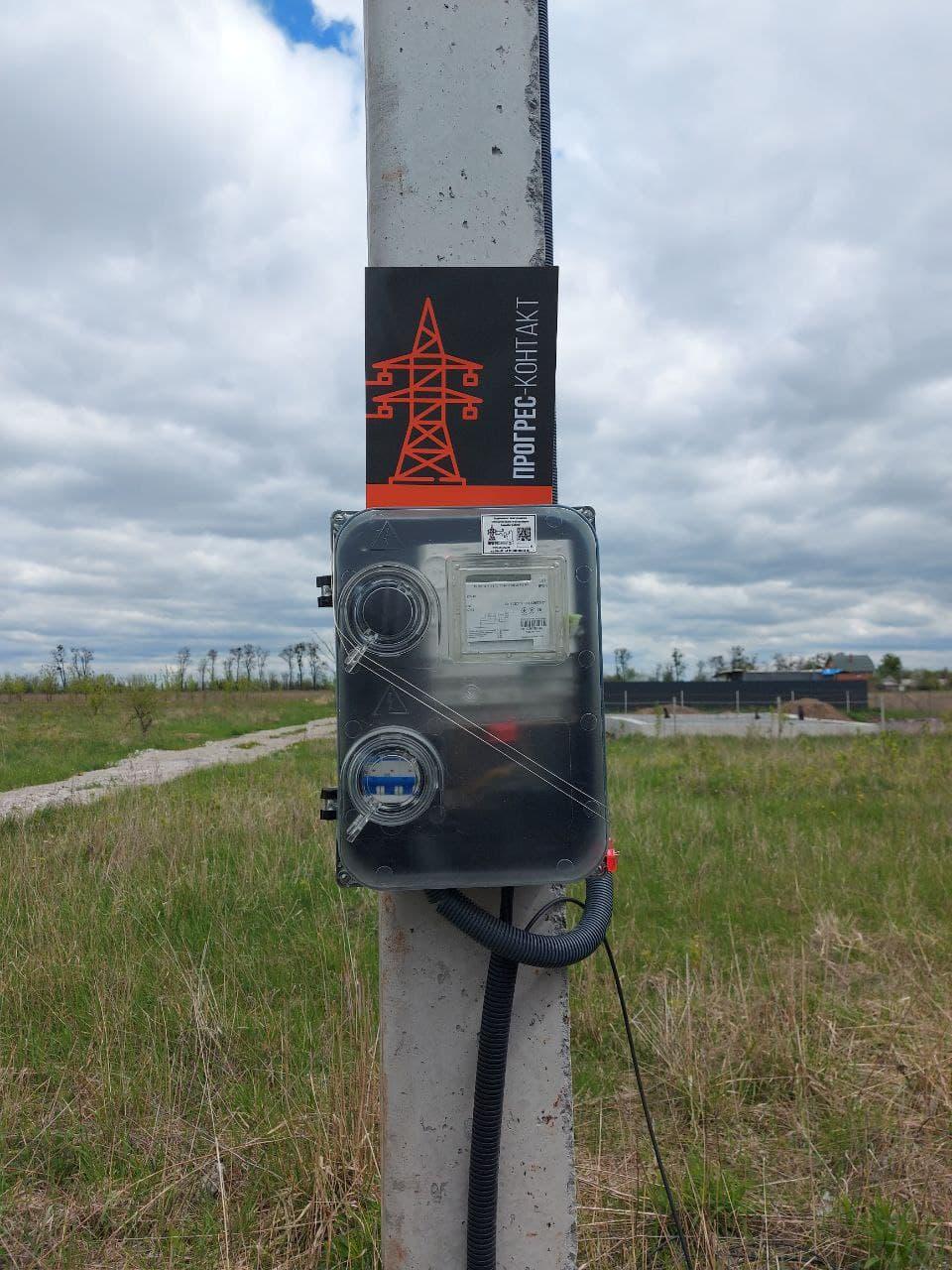Стандартное подключение к электросетям 10 кВ, с. Лычанка, Киевская область