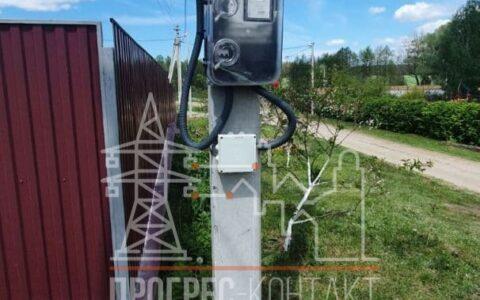 Нестандартное подключение к электрическим сетям киевская область, Шпитьки, Прогресс-Контакт