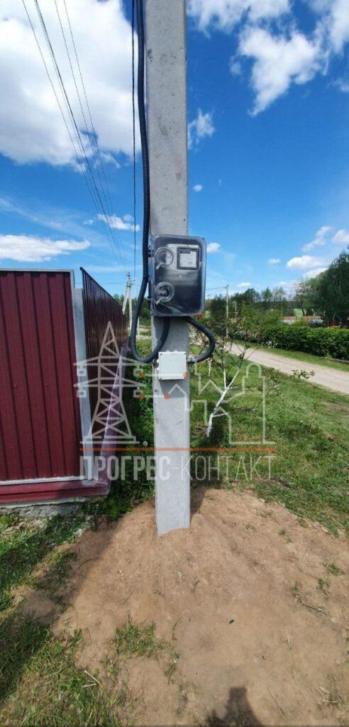 Нестандартне підключення до електромережі, 16 КВ
